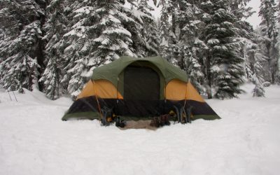 Winter Camping: Basic Guide for Beginners
