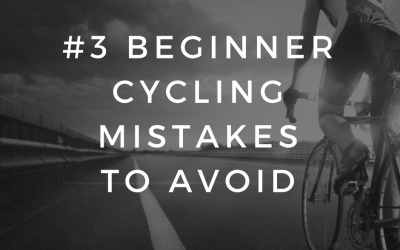#3 Beginner Cycling Mistakes (You Want To Avoid)